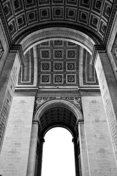 L'Arc de Triomphe