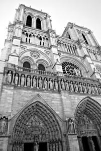 Notre Dame de Paris Notre Dame — Paris, France — May 2009
