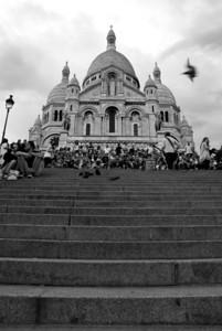 Sacre-Coeur Paris, France — May 2009