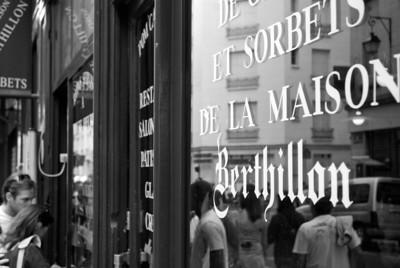 Berthillon Paris, France — May 2009