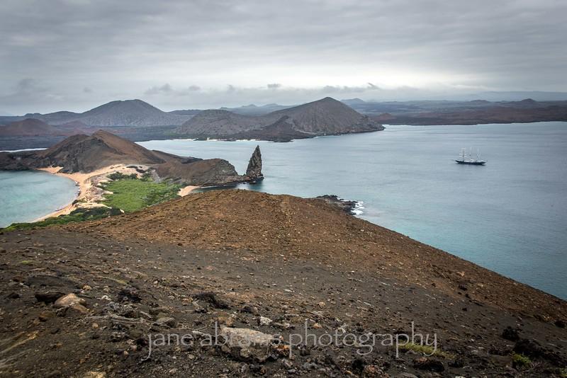Pinnacle Rock, Bartolome Island