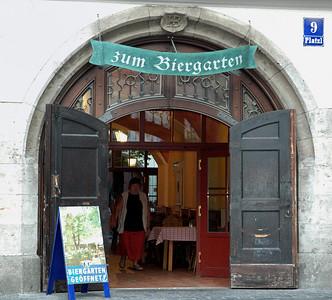 Biergarten - Beer Garden