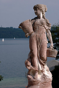 Statue by Bodensee