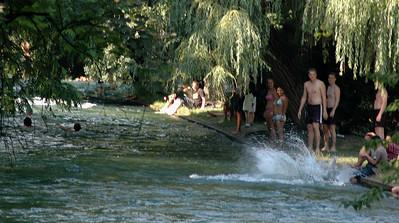 Englischer Garten (English Garden) - Munich
