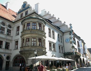 Hof Brau Haus - Munich