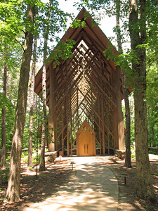 Anthony Chapel, Garvan Woodland Gardens, Hot Springs, Arkansas (3)
