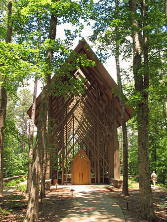 Anthony Chapel, Garvan Woodland Gardens, Hot Springs, Arkansas (2)