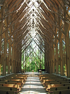Anthony Chapel, Garvan Woodland Gardens, Hot Springs, Arkansas (5)