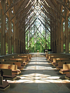 Anthony Chapel, Garvan Woodland Gardens, Hot Springs, Arkansas (6)