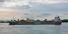 USA; Michigan; Detroit River; Wyandotte