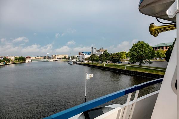 USA; Wisconsin; Lake Michigan; Manitowoc; Wisconsin Maritime Museum; USS Cobia