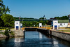 Canajoharie; Lock#14; Mohawk River; New York State; USA