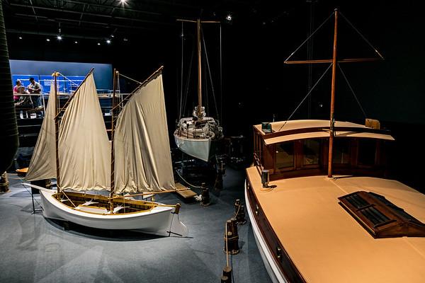 USA; Wisconsin; Lake Michigan; Manitowoc; Wisconsin Maritime Museum