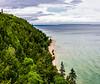 Mackinac Island; Michigan; USA