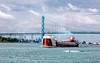 USA; Michigan; Detroit; Ambasitor Bridge