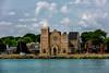 Marine City; Michigan; St. Clais Strate; USA