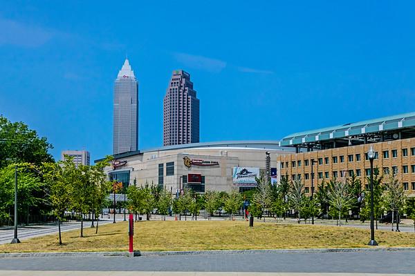 Cleveland; Ohio; USA