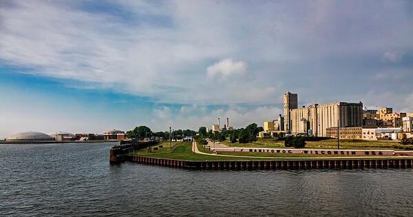 USA; Wisconsin; Lake Michigan; Manitowoc