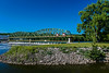 Canajoharie; Lock#14; Mohawk River; New York State; USA