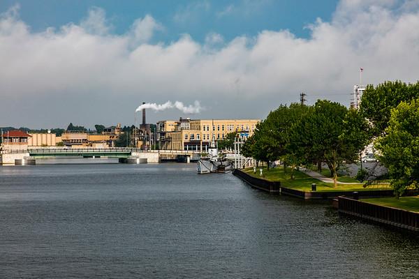 USA; Wisconsin; Lake Michigan; Manitowoc; USS Cobia; Wisconsin Maritime Museum