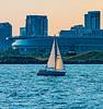 USA; Illinois; Chicago; Burnham Harbor