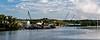 Hudson River; New York State; USA