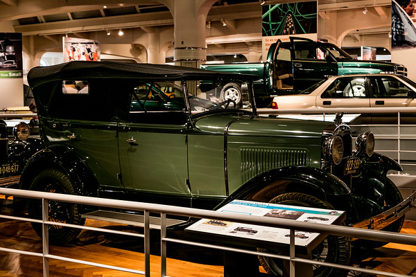 Dearborn; Henry Ford Museum; Michigan; USA