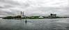East River; New York; New York City; Rikers Island Jail; USA