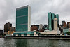 Hudson River; Manhattan; New York; New York City; United Nation; USA