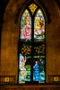 Hudson River; New York State; St. Paul's Episcopal Church; Tiffany Stain Glass Window; Troy; USA