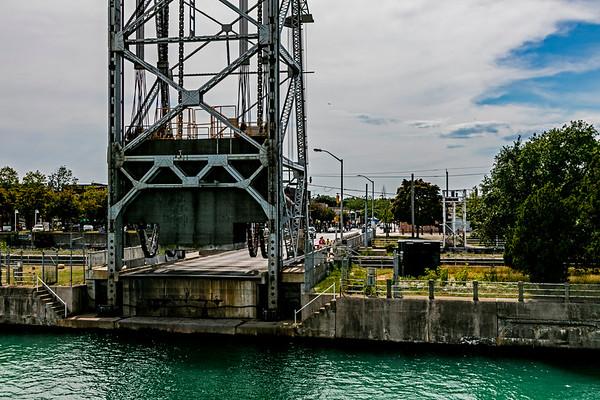 Canada; Lock #8; Ontario; Welland Canal
