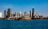 Chicago; Chicago Skyline; Illinois; USA