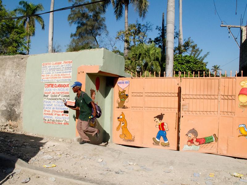 Port-au-Prince Kindergarten