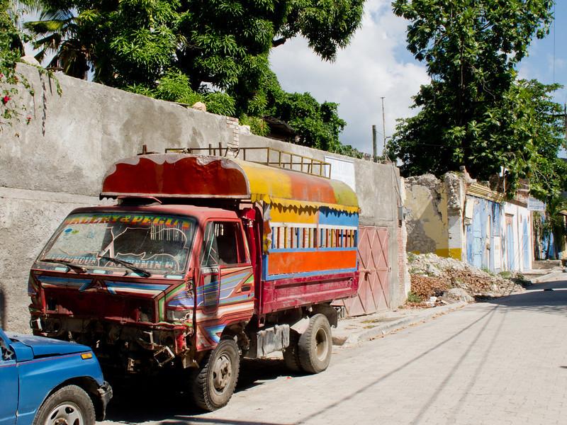 Jacmel Tap Tap