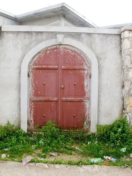 Fort Jacques Door