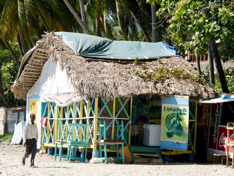 Jacmel Beach Hut