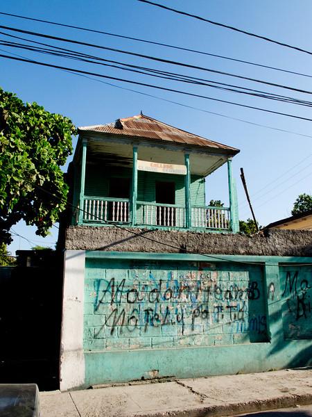 Port-au-Prince Gingerbread House