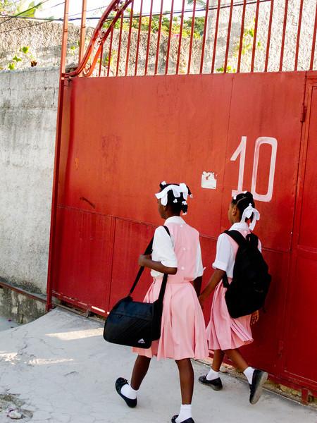 Port-au-Prince Students