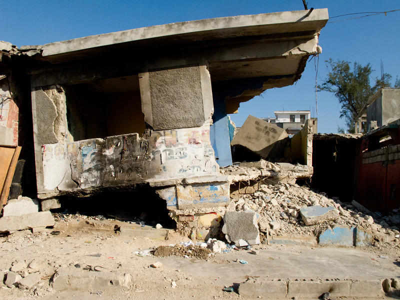 Port-au-Prince Ruins