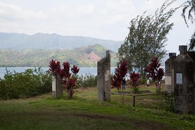 Hotel Ruins at Hanalei Bay IMG_7070