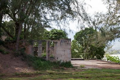 Hotel Ruins at Hanalei Bay IMG_7116