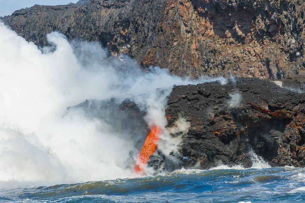 lava ocean entry