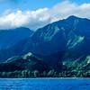 Ocean View of Napali Coast Kauai Hawaii