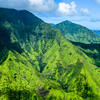 Breathtaking Napali Coast Seen from Wings Over Kauai