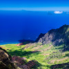 Amazing Vista of the Kalalau Valley Kauai Hawaii