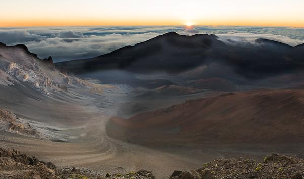 Haleakalā Volcano