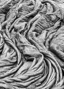 Entombed in Lava Rope