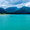 Amazing Hanalei Bay Kauai Hawaii