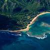 Kauai Beach from Wings Over Kauai