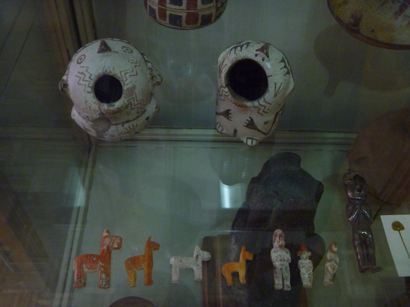 Very old figurines...